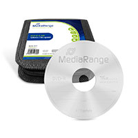 Bild DVD-R Rohlinge, 4,7 GB, 25 Stück
