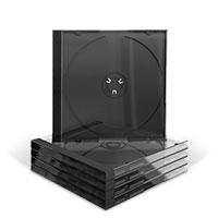 Bild CD-Hüllen 'Standard', 50 Stück