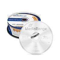 Bild DVD+R Rohlinge, 4.7 GB, 25 Stück
