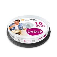 Bild DVD+R Rohlinge, 4.7 GB, 10 Stück