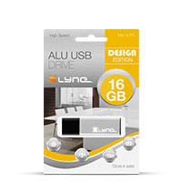 Bild USB 2.0 Speicherstick 'Alu-Design', 16 GB