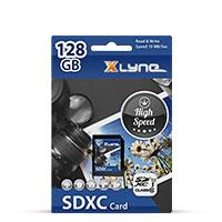 Bild SDXC Speicherkarte, CL 10, 128 GB