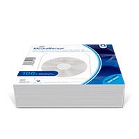 Bild CD-DVD Papiertaschen, klebend, 100 Stück