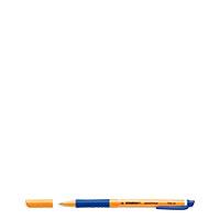Bild STABILO, Tintenroller, blau