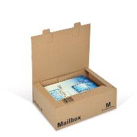 Bild Mailbox, Basic, braun