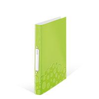 Bild LEITZ, Ringbuch, grün, metallic