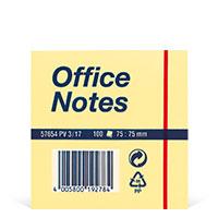 Bild Office-Notes, gelb, 100 Blatt