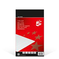 Bild 5 Star, Briefblock, A5, liniert, 50 Stück