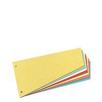 Bild herlitz, Trennstreifen, gelb, 100 Stück