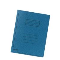 Bild FALKEN, Einschlagmappe, A4, blau
