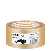 Bild NOPI, Packband, 66 x 50, transparent