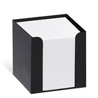 Bild Folia, Kunststoffzettelbox, schwarz