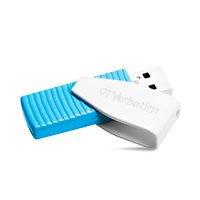 Bild VERBATIM, USB-Stick, Go Swivel, 8 GB