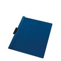Bild herlitz, Klemmappe, A4, PVC, blau