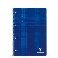 Bild Clairefontaine, Collegblock, A4, blau