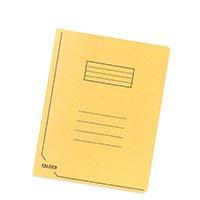 Bild FALKEN, Einschlagmappe, A4, gelb