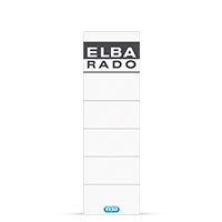 Bild ELBA, Rückenschilder, 10 Stück