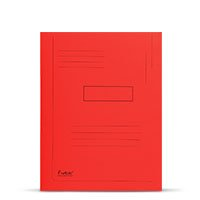 Bild EXACOMPTA, Einschlagmappe, A4, rot