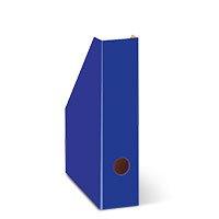 Bild LANDRE, Stehsammler, Color, blau