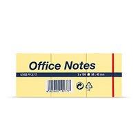 Bild Office-Notes, gelb, 3 Stück