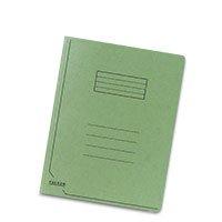 Bild FALKEN, Einschlagmappe, A4, grün