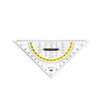 Bild WEDO, Geometrie-Dreieck mit Griff