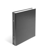Bild EXACOMPTA, Ringbuch, A5, PP, schwarz