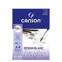 Bild Canson, Transp-Papier, 50Blatt