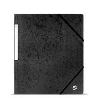 Bild 5 Star, Eckspannmappe, schwarz