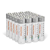 Bild Batterien 'Mignon AA', 1,5V, 20 Stück