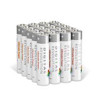 Bild Batterien 'Micro AAA', 1,5V, 20 Stück