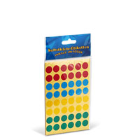 Bild Farbpunkt-Etiketten, 1 cm Ø, 480 Stück