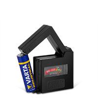 Bild Batterietester mit Zustandsanzeige