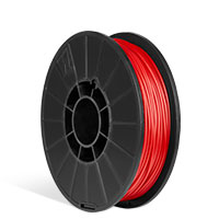 Bild TPE-Filament, 3,00 mm Ø, fire