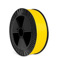 Bild ABS-Filament, 3,0 mm Ø, gelb, 2,1 kg