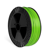 Bild ABS-Filament, 3,0 mm Ø, grün, 2,1 kg