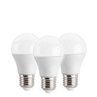 Bild LED 'Birne', 5.5W, E27 (3 Stück)