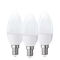 Bild LED 'Kerze', 3W (3 Stück)