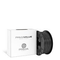 Bild PrimaValue™ PLA - 1.75mm - 1 kg spool - Dark Grey