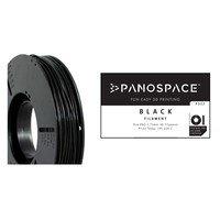 Bild Panospace Filament - 1.75mm - PLA - Schwarz