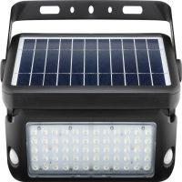 Bild LED Solar-Wandleuchte mit Bewegungsmelder, 10 W