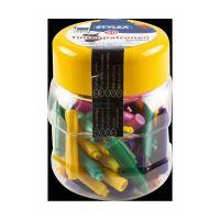 Bild Tintenpatronen, farbig, 50 Stück in Kunststoffbox