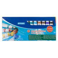 Bild Aquarellfarbe, 12 Tuben à 12 ml