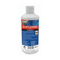 Bild Acrylfarbe, 500 ml, titanweiß