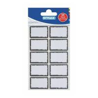 Bild Tiefkühletiketten, weiß, 24 x 37 mm, 50 Stück