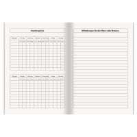 Bild Hausaufgabenheft, DIN A5, 48 Blatt