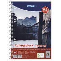 Bild Collegeblock Spirale DIN A5 kariert