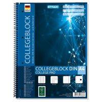 Bild Collegeblock Spirale DIN A4 liniert
