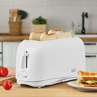 Bild Eaxus 4-Scheiben Toaster, 1300W