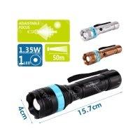 Bild LED Taschenlampe aus Plastik, 60lm